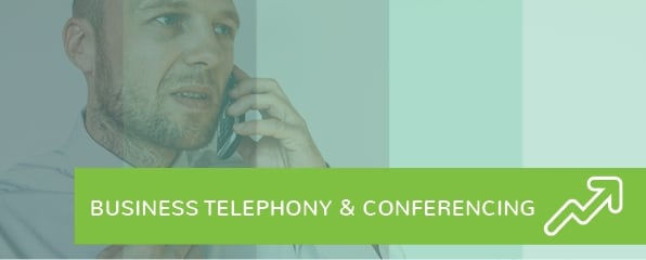 business telephony and conferencing