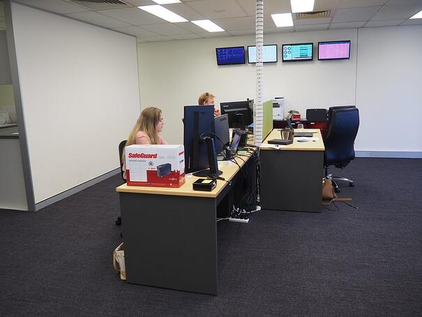 ETG moving to the new office