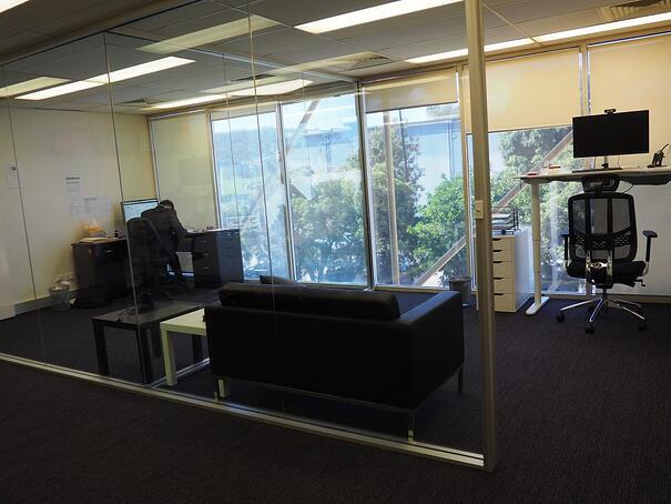 ETG new office