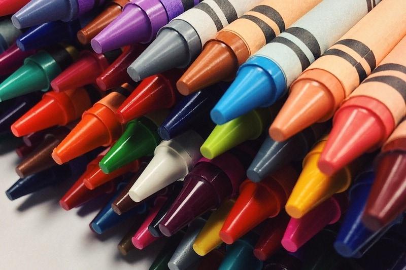 Crayons Kids Matters